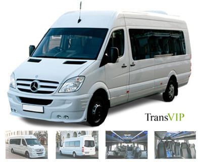 Mercedes-Benz Sprinter 515 Турист