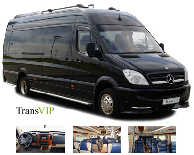 Mercedes-benz Sprinter 515 VIP