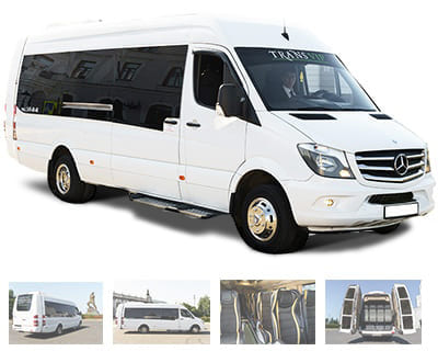 Mercedes-benz Sprinter 515 Премиум