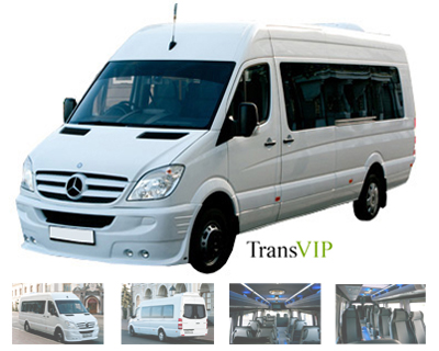 Прокат Mercedes-Benz Sprinter 515 в Казани