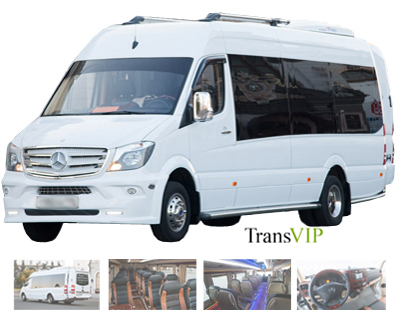Прокат Mersedes-benz Sprinter NEW в Казани
